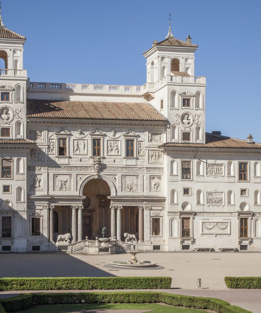The Villa Medicis