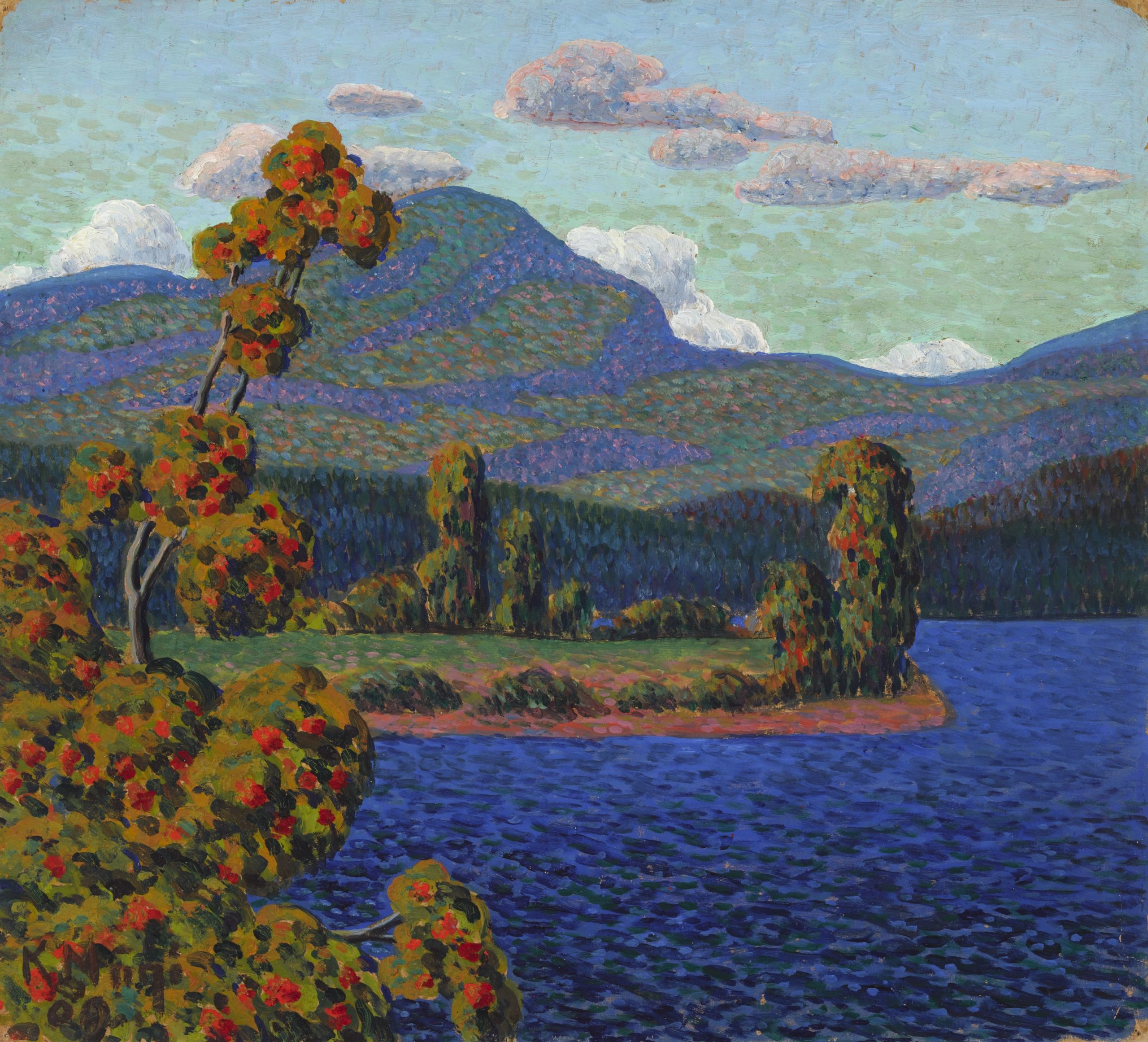 Cross Border Connectivity In Nordic–Baltic Art In The Late 19th And 20th Centuries