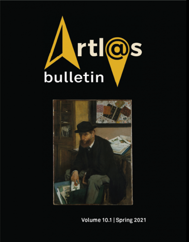 Artlas Bulletin 10, 1 : Images In Circulation