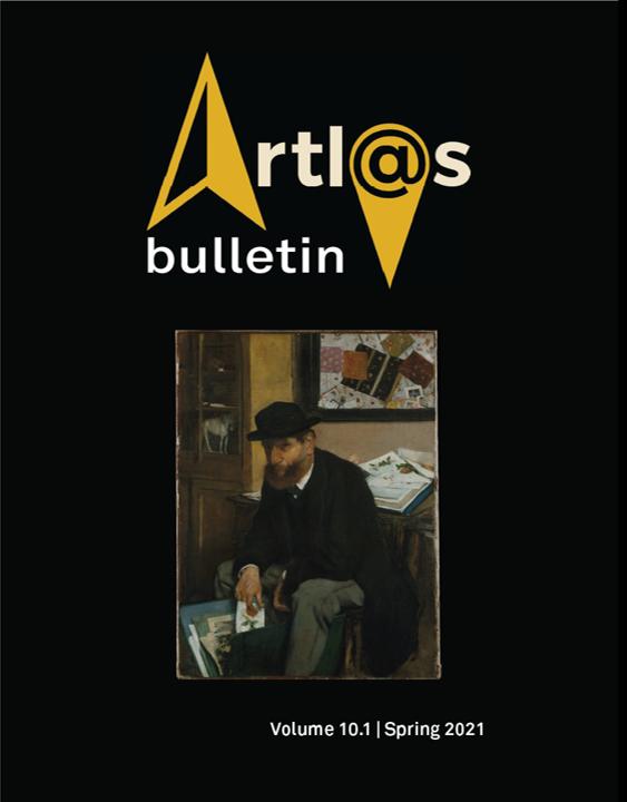 Artlas Bulletin 10, 1 : Images In Circulation